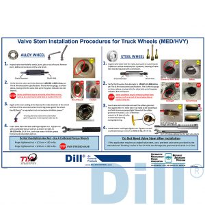 5720-POSTER Tire & Wheel Service Tool product image