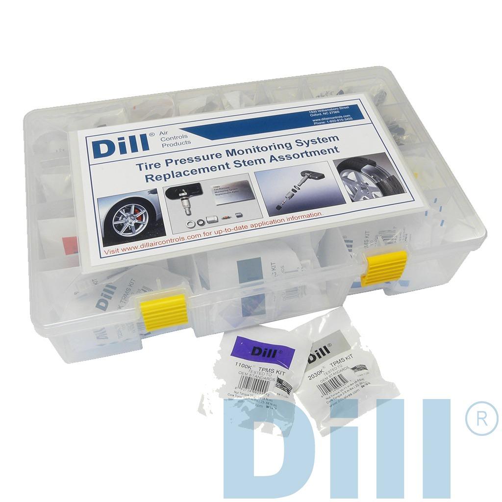 7100 TPMS Service Kit Assortment product image 1
