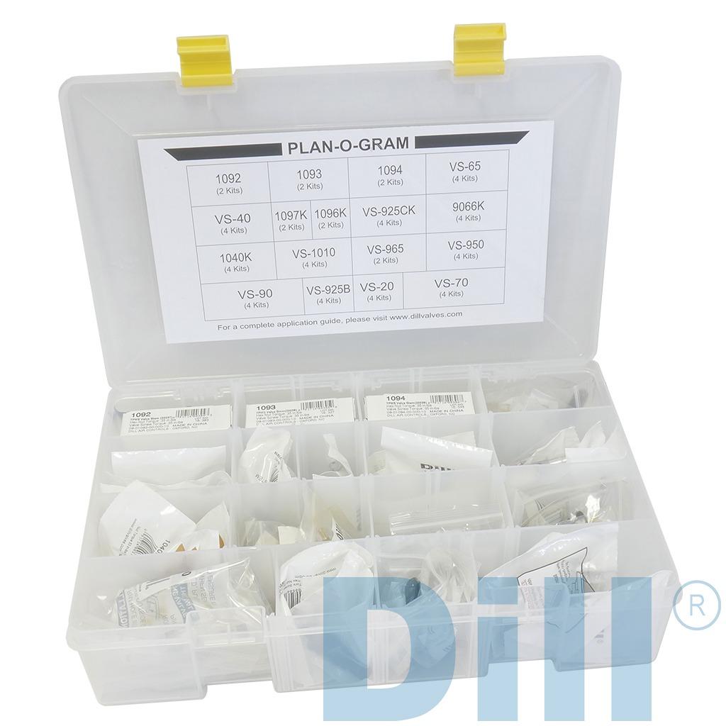 7300 TPMS Service Kit Assortment product image