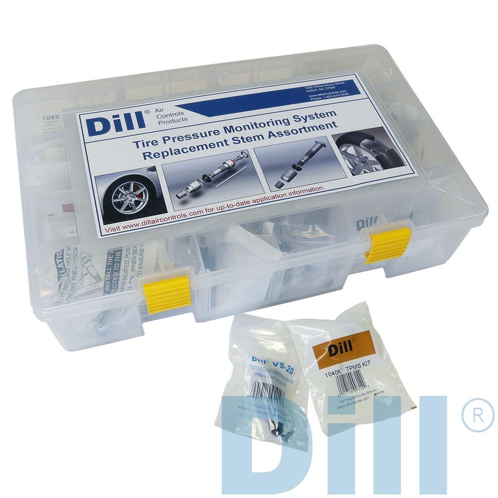 7300 TPMS Service Kit Assortment product image 1