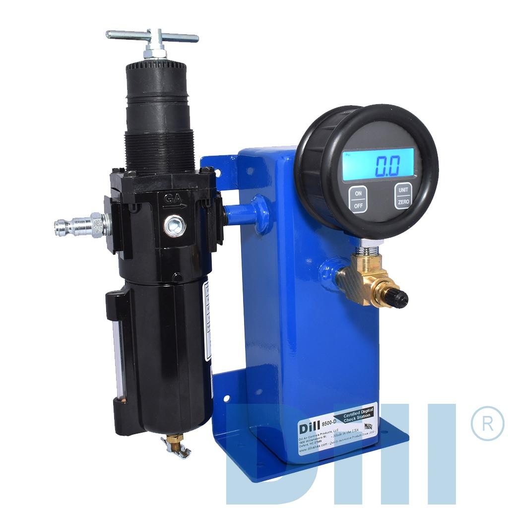 8500-D Gauge Check Station product image