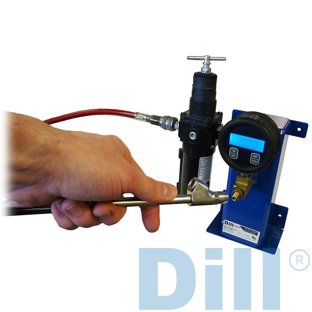 8500-D Gauge Check Station product image 1