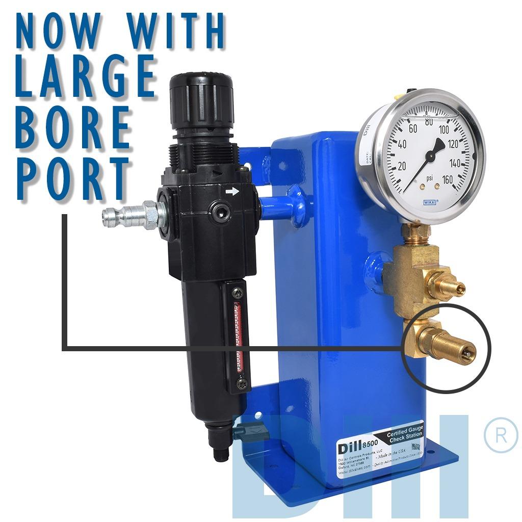 8500 Gauge Check Station product image